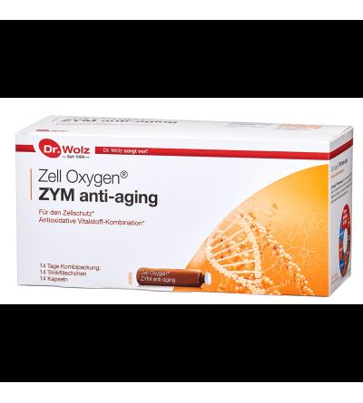 Zell Oxygen ZYM anti-aging