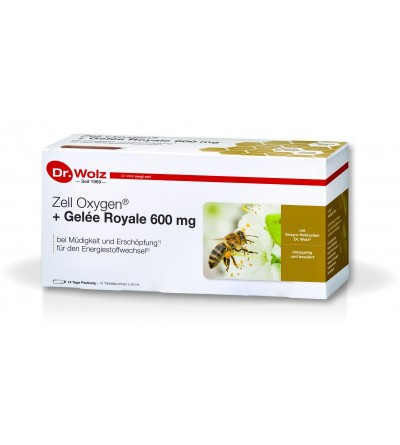Zell Oxygen + Gelee Royale...