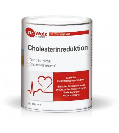 Cholesterinreduktion