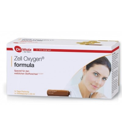 Zell Oxygen formula