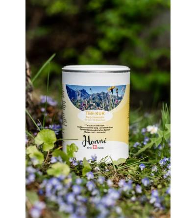 Berg-Löwenzahn Tee-Kur