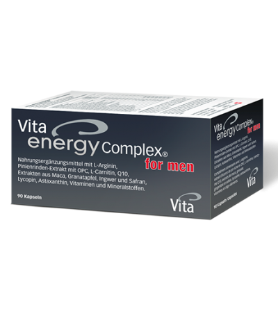 Vita Energy Complex for men